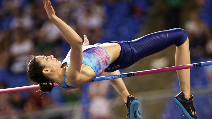 Прыгунья Ласицкене с первой попытки прошла в финал ЧМ-2017