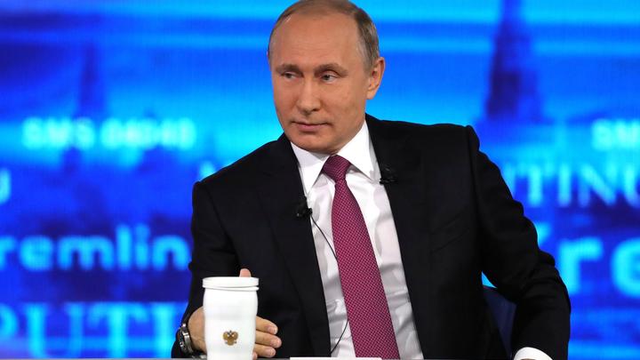 Путин рассказал, что нового узнал от граждан России на прямой линии