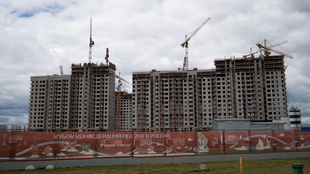 Больше половины жителей России хотят реновацию своего жилья