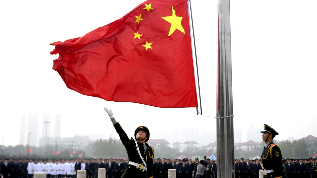 КНР выразил протест США после введения санкций засвязи сКНДР