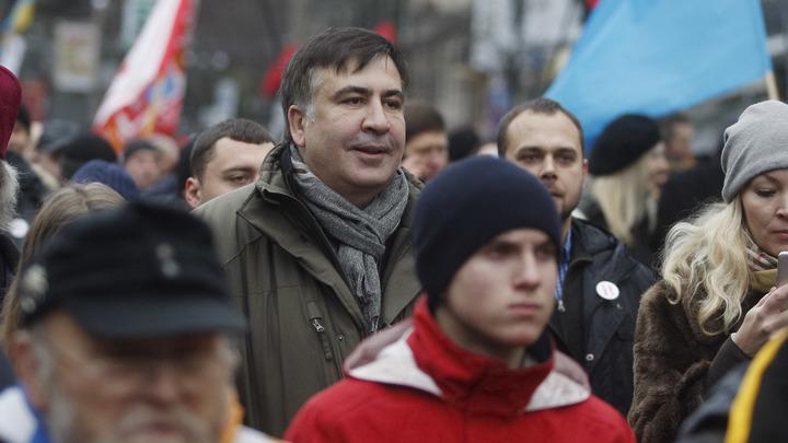 Михаил Саакашвили предложил устроить свою охоту на ведьм на Украине