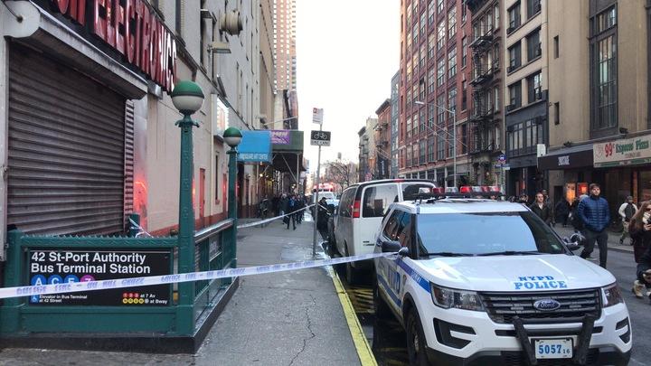 СМИ: Взрывник-одиночка в Нью-Йорке вдохновился идеями ИГИЛ