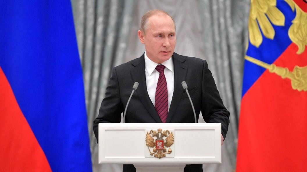 Путин пояснил, откуда исходит угроза оттеррористов для СНГ