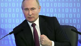 Россия признательна: Путин поблагодарил Трампа за слова о трагедии с Ан-148 в Подмосковье