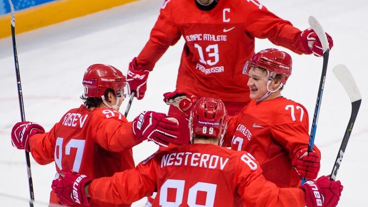 Красная машина громит Норвегию и готовится к полуфиналу с чехами