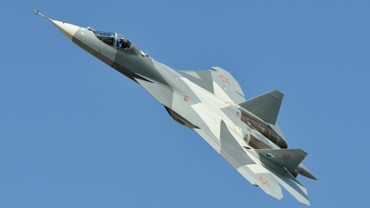 Сплошные басни: Российский эксперт высмеял американца, «похоронившего» Су-57