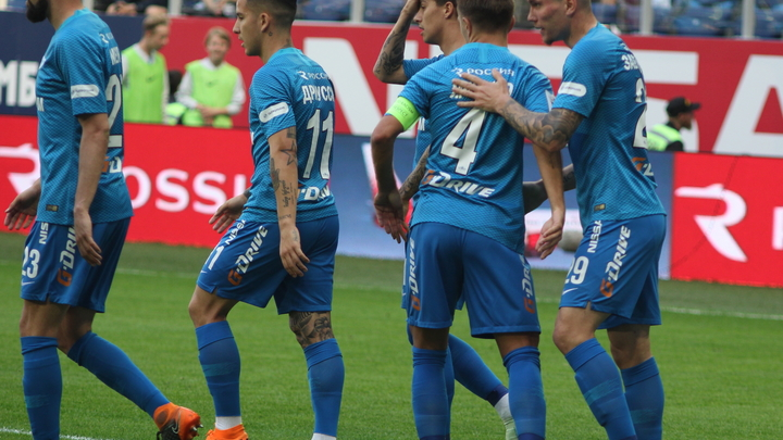 Зенит сыграет матч Лиги Европы при пустых трибунах