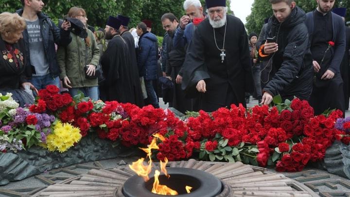 Как на Украине отметили День Победы