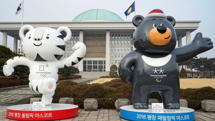 Даже на Олимпиаде в Пхенчхане американцам пригрезился расизм