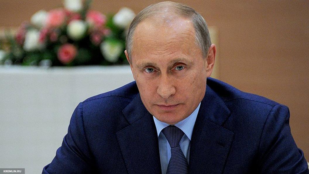 ФОМ обнародовал президентский рейтинг Путина