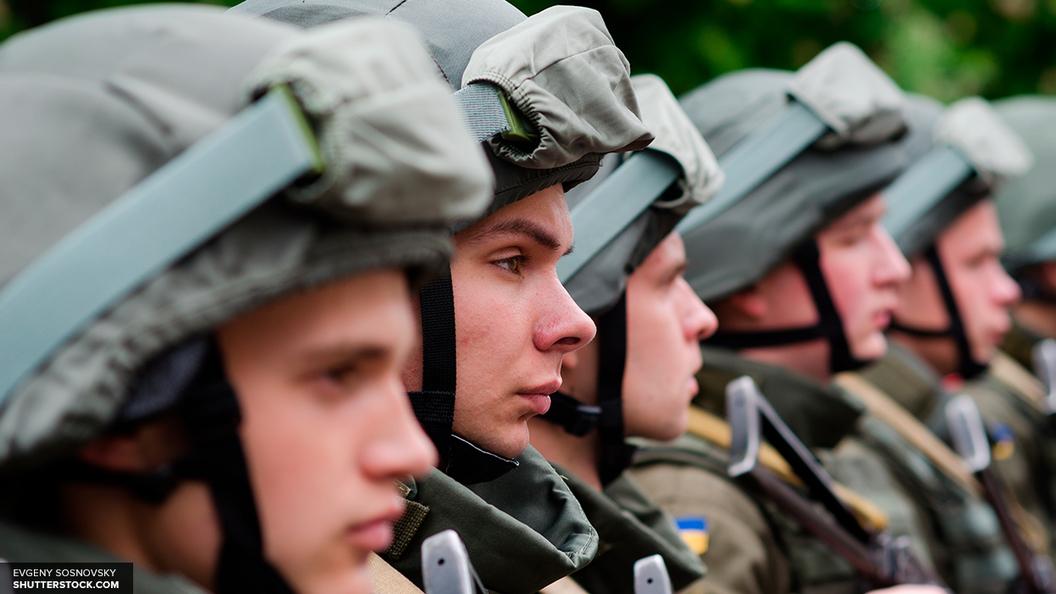 ЗИЛ украинских силовиков подорвался на собственном минном поле, пострадал водитель