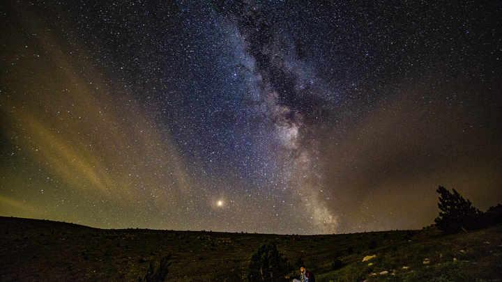 Звездопад Дракониды: Сегодня ночью - «невыразительный» пик метеорного потока
