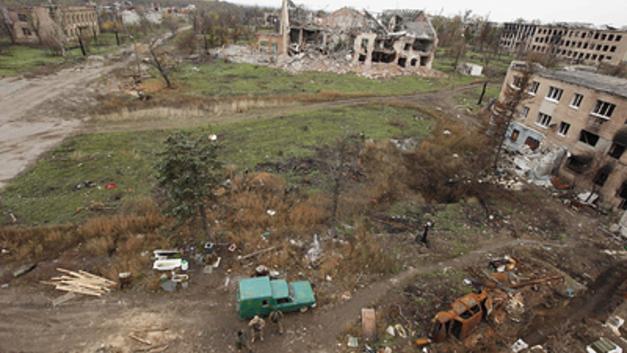 Украинские каратели вынудили остановить работу фильтровальной станции Донецка