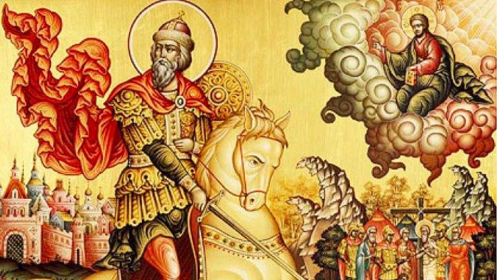 Благоверный великий князь Михаил Тверской. Православный календарь на 5 декабря