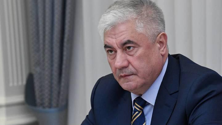 Глава МВД России Колокольцев отстранил от должности начальника Ставропольского главка