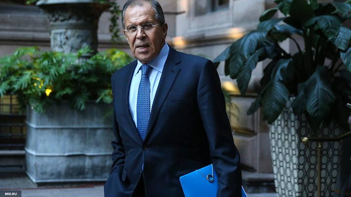 Лавров иронично ответил на обвинения в получении секретов от Трампа