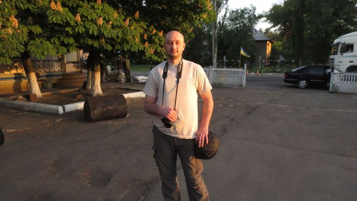 «Воскресший» Бабченко рассказал, как его снова «заказала» ФСБ
