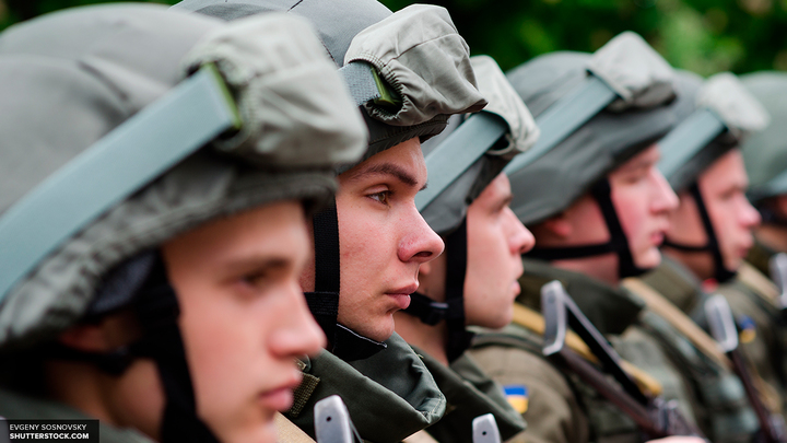 Украинские каратели из минометов обстреливают Донецкую фильтровальную станцию