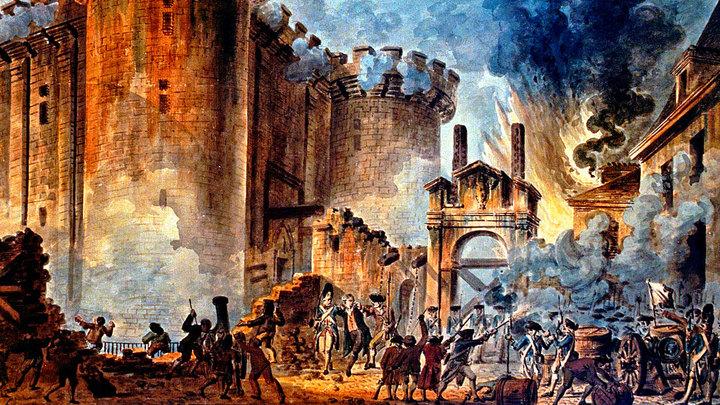 Русская и французская революции: неслучайные параллели