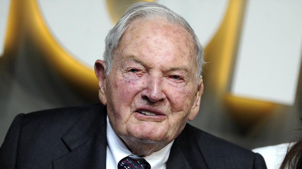 Миллиардер Рокфеллер умер в возрасте 101 года, не дождавшись очередной пересадки сердца