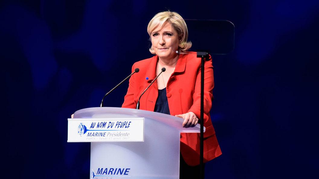 Охота на пасхальный фашизм: кампания против Ле Пен в самом разгаре