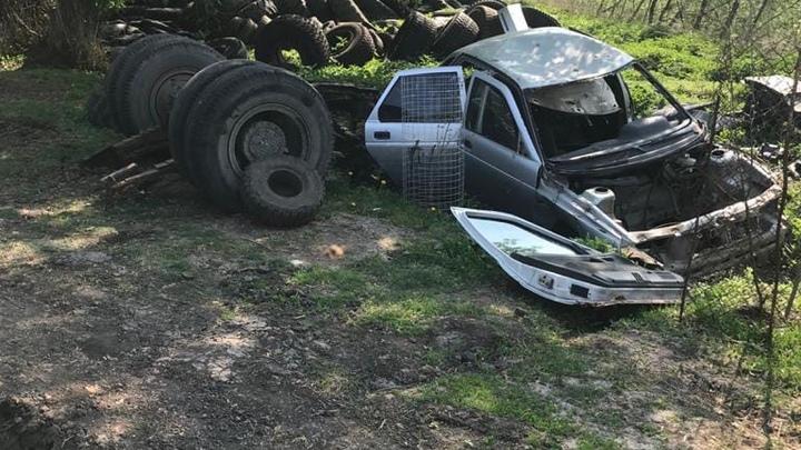Администрация Выселок обещает убрать нелегальную свалку за 3 дня: мусор копился годами