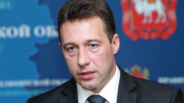 Холманских снят с должности полпреда в Уральском федеральном округе