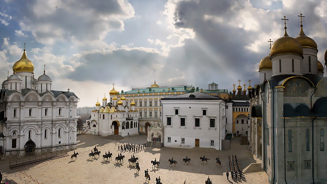 Рим и Антирим в русской истории