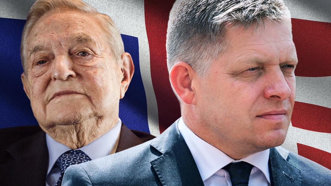 Сорос устраняет в Словакии пророссийского премьера