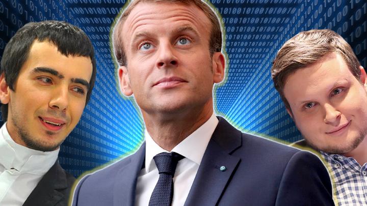 Под пение птиц: Вован и Лексус разыграли президента Франции
