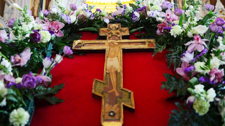 Неделя Крестопоклонная. День преподобного Исаакия Далматского. Церковный календарь на 4 апреля