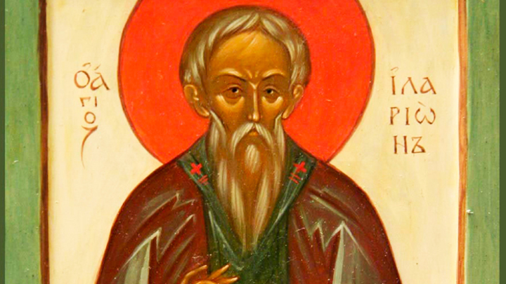 Провидец и чудотворец. Преподобный Иларион Новый. Церковный календарь на 10 апреля