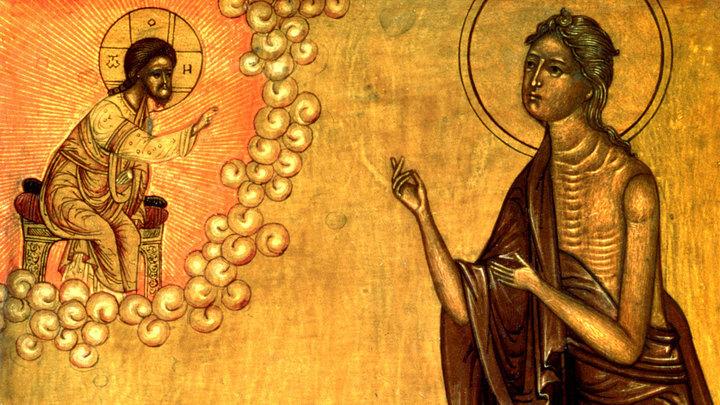 Загадка и недостижимый идеал. Преподобная Мария Египетская. Церковный календарь на 14 апреля