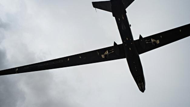 Беспилотники-разведчики ВВС США увеличили активность у границ Крыма и в Донбассе