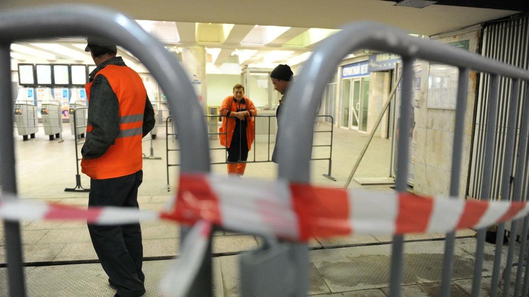 Оранжевая ветка метро Москвы после сбоя вошла в график