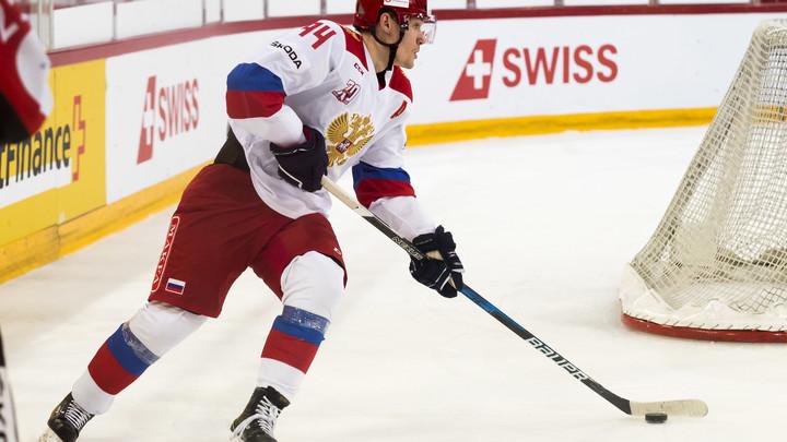 Русский хоккеист объяснил, почему вернулся из НХЛ