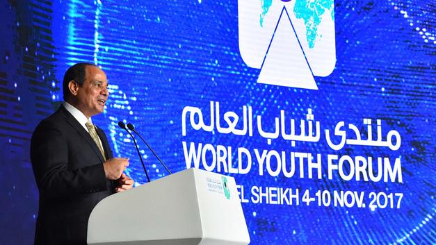 Президент Египта: Россия поможет нашим спецслужбам бороться с терроризмом