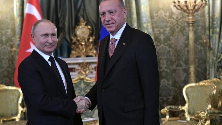 Россия может предложить Турции Су-57 на замену F-35: Эксперт о переговорах Путина и Эрдогана в Москве
