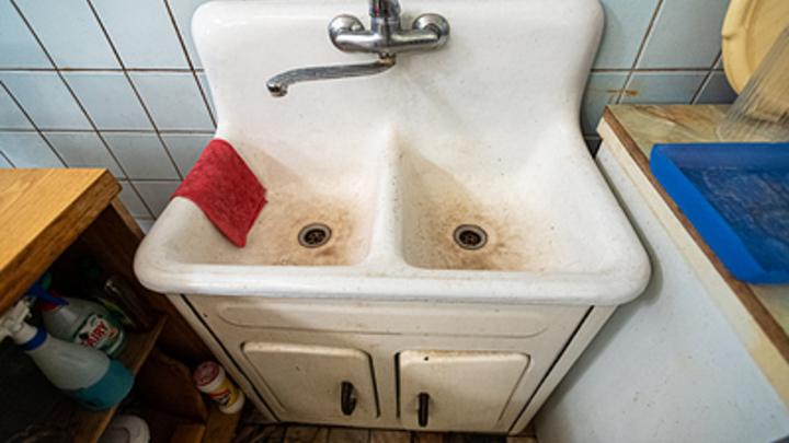 Если в кране нет воды: два квартала Читы отрезали от благ цивилизации