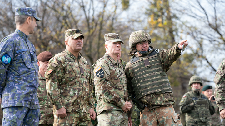 Сценарии для Третьей мировой? Что зашифровано в учениях НАТО
