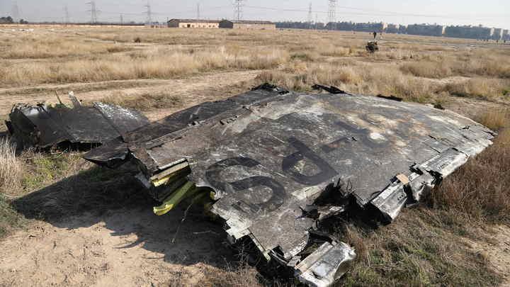 Иран назвал четыре страны, которые допустят расследовать катастрофу Boeing 737 в Тегеране
