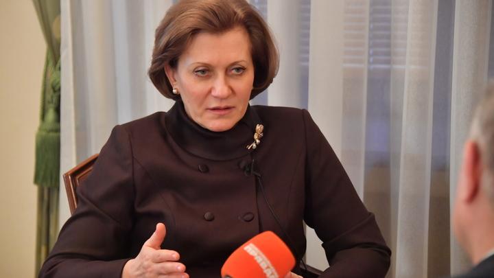 Сибирский вариант: Попова рассказала о мутациях COVID