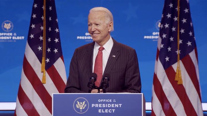 Во Байден даёт!: Сатановский предложил избранному президенту США нагнуть Россию