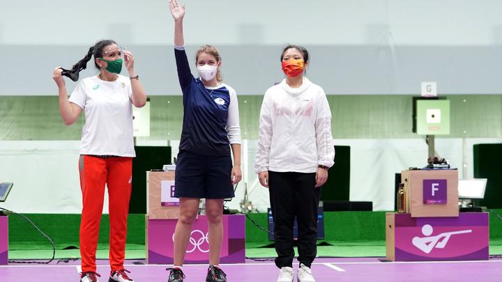 И золото, и рекорд: Олимпийское чудо русской спортсменки потрясло мир - видео