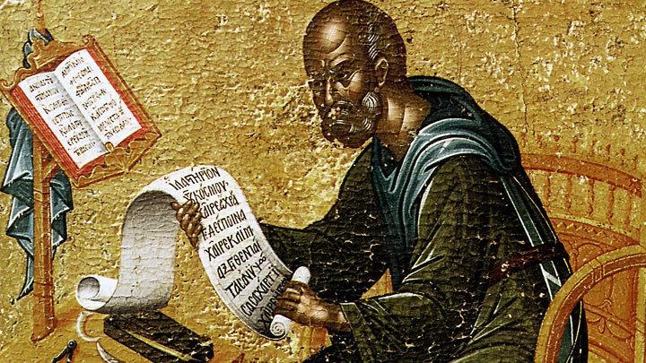 Преподобный Иосиф Песнописец