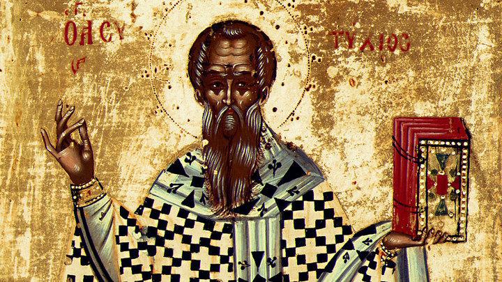 Посрамитель ереси. Святитель Евтихий Константинопольский. Церковный календарь на 19 апреля