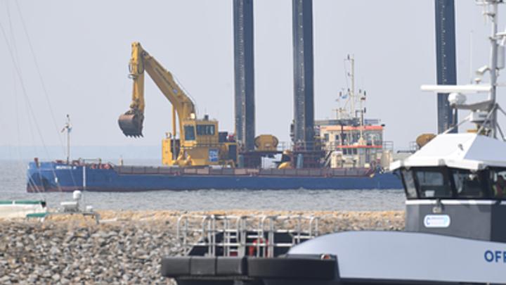 Российская компания ответила рекордом на плохие прогнозы портовиков Прибалтики