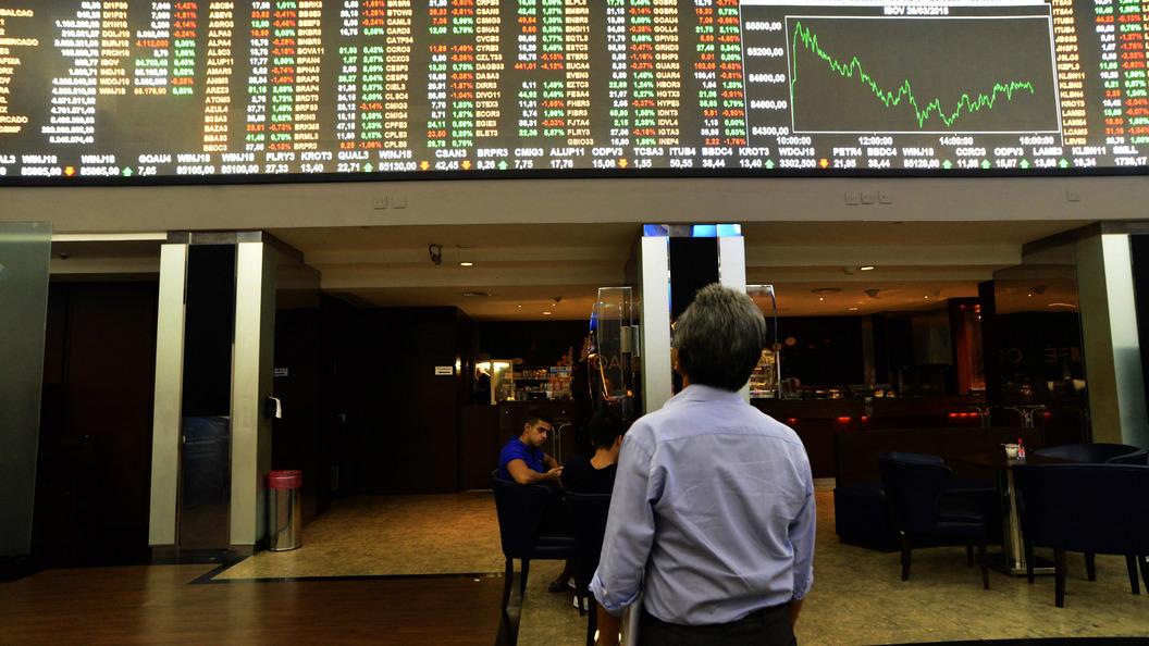 Китайский след. Индекс Dow Jones упал на1,9 процента