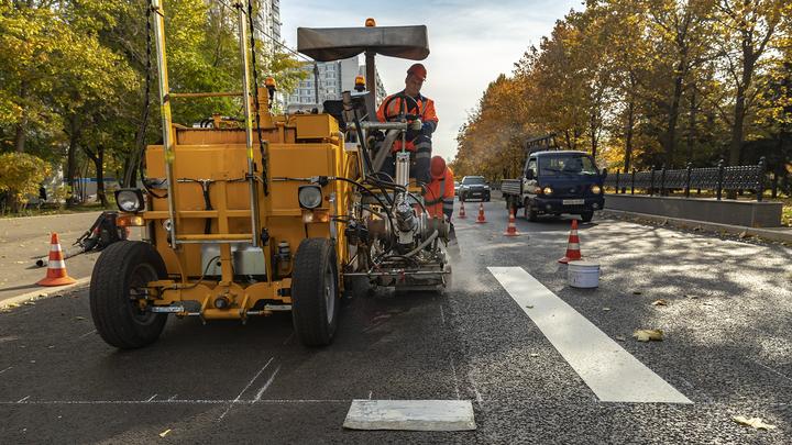В Краснодаре спустя полгода открыли проезд на ремонтируемом участке ул. Черкасской