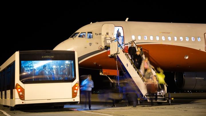 Есть подвох: из Челябинска запускают прямой рейс в Египет